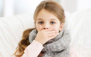 Причины и лечение кашля по утрам у ребенка