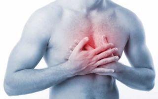 Как лечить жжение в груди и кашель