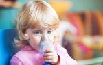 Симптомы и лечение астматического кашля у детей