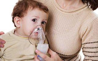 Как делать ингаляции физраствором при кашле детям и взрослым