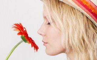 Как справиться с потерей обоняния после простуды
