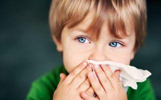 Как лечить хриплый кашель у ребенка