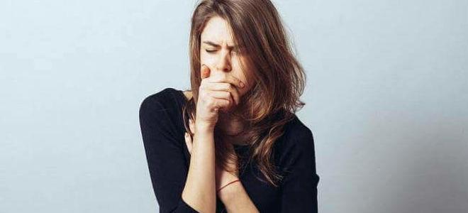 Симптомы и лечение кашля при тонзиллите
