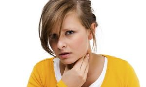 Почему першит в горле и кашель