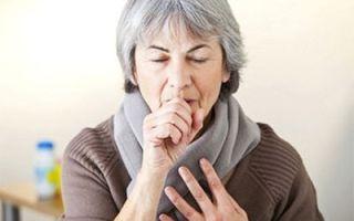 Причины и лечение хронического кашля