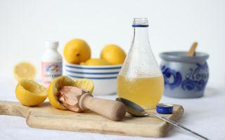 мед лимон от холестерина