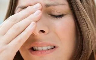 Какие симптомы и лечение острого фронтита
