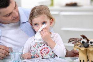 Кашель у ребенка без температуры чем лечить