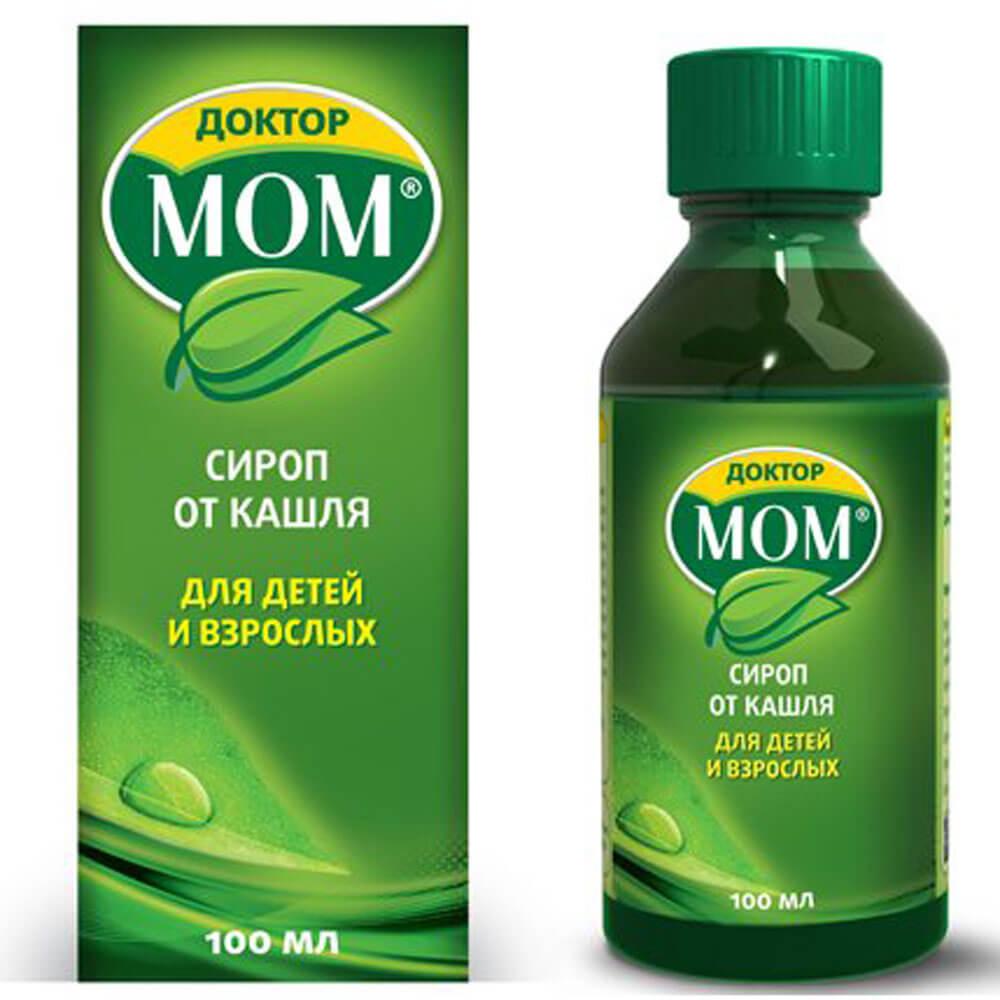 Доктор мом сироп при беременности 1 триместр