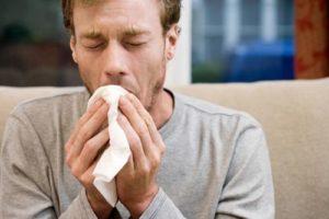 Давит кашель
