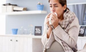 кашель у беременных