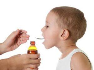 Сироп от кашля для детей до 2-х лет