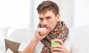 Из-за чего может першить горло