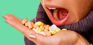 Пути введения антибактериальных средств