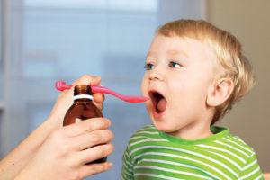 Лечение кашля детям