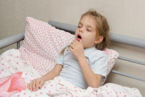 приступ ночного кашля