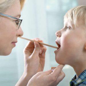 лечение ринофарингита у детей