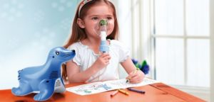 Как проводить ингаляции при пневмонии небулайзером