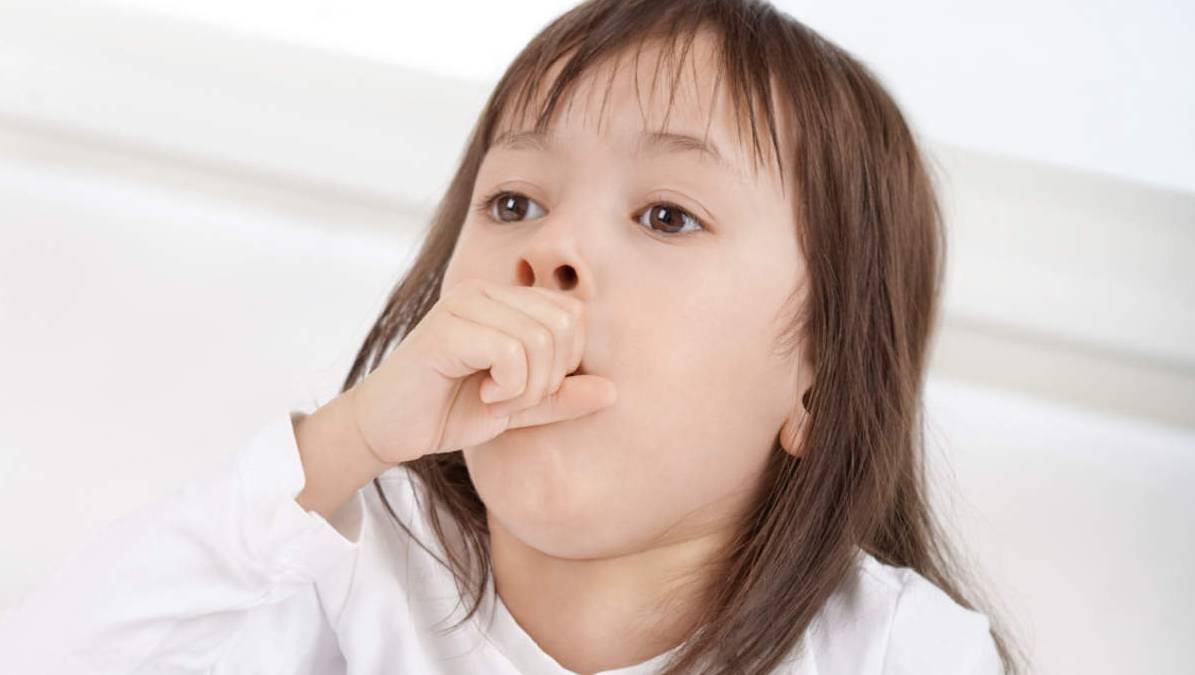От чего сухой кашель у детей в домашних условиях 330