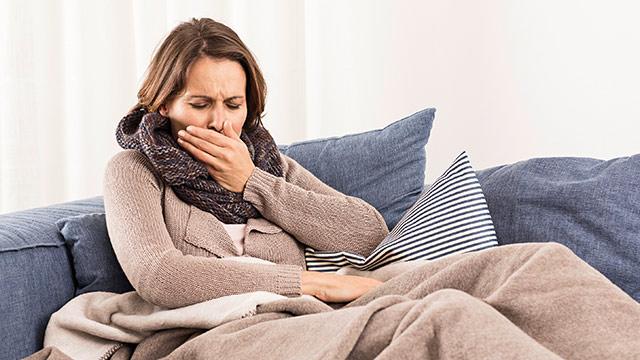 Почему когда ложишься кашель усиливается